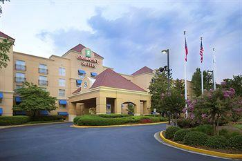 Embassy Suites Hotel Atlanta Airport