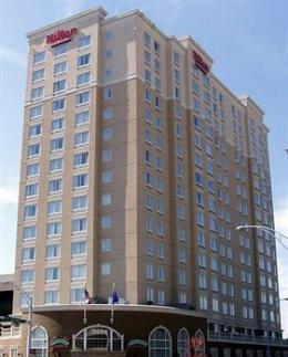 Hilton Garden Inn Charlotte Uptown