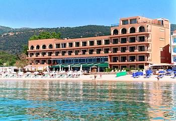 Hotel Cavaliere sur Plage