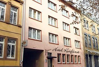 Hotel Am Kurfuerstenplatz
