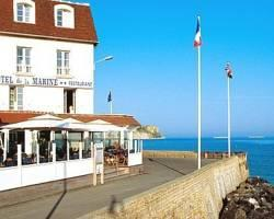 Photo of Hotel de la Marine Arromanches-les-Bains