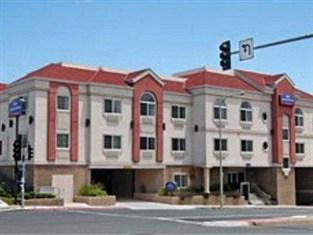 Howard Johnson Express Inn San Bruno/SFO West