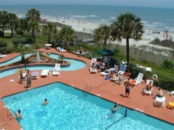 Photo of Sandcastle Oceanfront Resort at the Pavilion Myrtle Beach