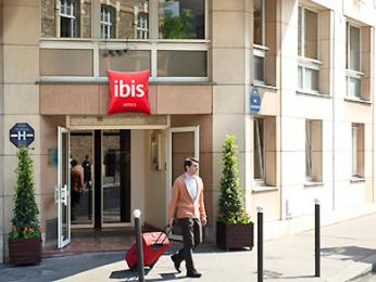 Ibis Paris Brancion Expo 15eme