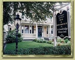 A Cambridge House B & B Inn