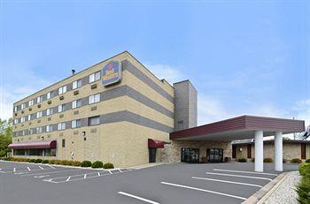 ‪BEST WESTERN Campus Inn Motor Lodge‬