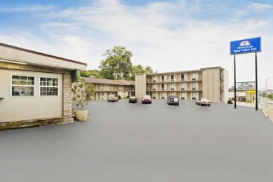 Americas Best Value Inn - Knoxville / Chilhowie