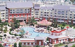 ‪Disney's BoardWalk Villas‬