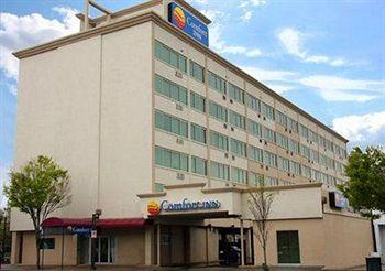 Comfort Inn Georgia Ave/DC Gateway