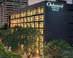 ‪Oakwood Apartments Trilliant Sukhumvit 18‬