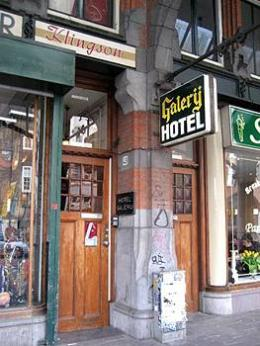 Hotel Galerij