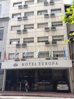 Photo of Hotel Europa Montevideo