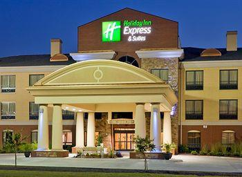 ‪Holiday Inn Express Hotel & Suites Greenville‬