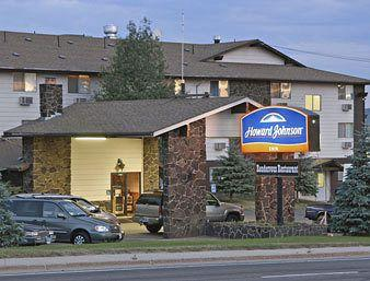 Howard Johnson Inn Evanston WY
