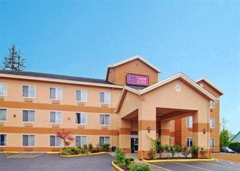 Photo of Comfort Suites Southwest Portland