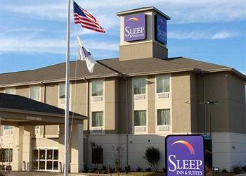 Sleep Inn & Suites Van Buren