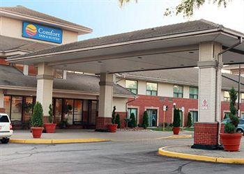 Comfort Inn and Suites Ambassador Bridge