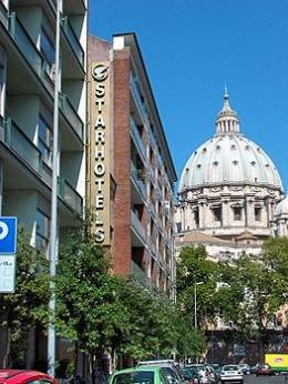 Photo of Starhotels Michelangelo Rome