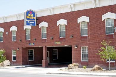 BEST WESTERN PLUS Eureka Inn