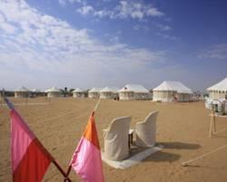 Jaisalmer Desert Camp
