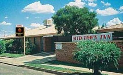 Comfort Inn Mid-Town