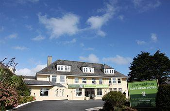 BEST WESTERN Cliff Head Hotel St Austell