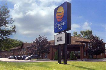Comfort Inn Niagara Falls/Welland