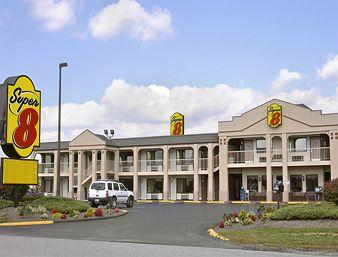Super 8 Motel - Wytheville