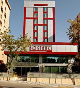 The Bostanci Hotel
