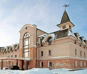 Photo of Hotel Nord Castle Novosibirsk