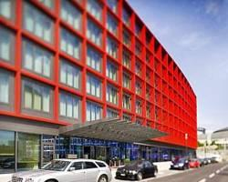 Moevenpick Hotel Frankfurt City
