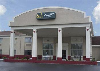 ‪Quality Inn Scottsburg‬
