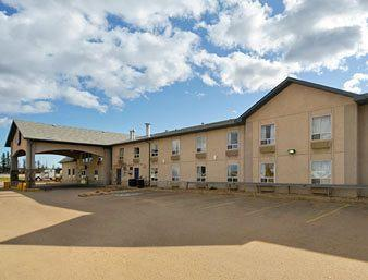 Super 8 Motel - Fort McMurray