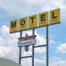 Thunderbird Motel Hillsboro