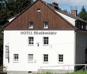 Photo of Hotel Waldmuehle Wolkenstein