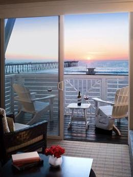 Beach House at Hermosa Beach