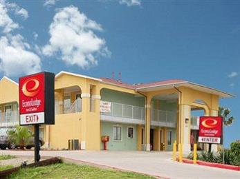 Econo Lodge Inn & Suites near AT&T Center