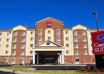 Comfort Suites Near Joint Forces