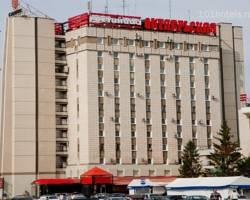 Oktyabrskaya Hotel