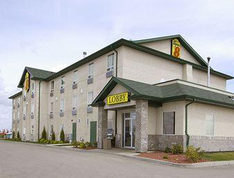 Super 8 Motel - Prince Albert
