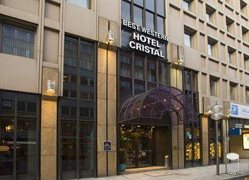 Best Western Hotel Cristal