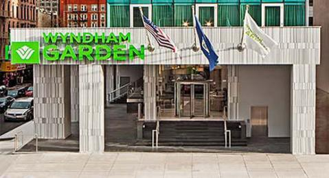 Photo of Wyndham Garden Chinatown New York City