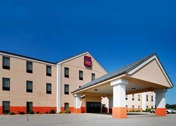 ‪Comfort Suites Jefferson City‬