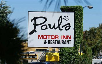 Paul&#39;s Motor Inn