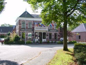 Spoorzicht Hotel Groningen