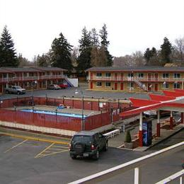 Thunderbird Motel Ellensburg