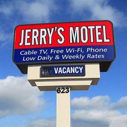 Jerry's Motel Oakdale