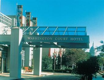 Photo of Washington Court Hotel on Capitol Hill Washington DC