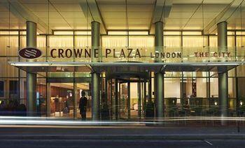 Crowne Plaza Hotel London-The City
