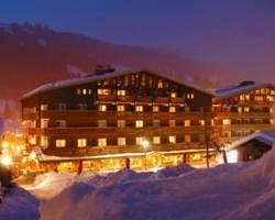 Chalet hotel La Marmotte